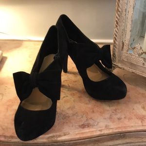 Gianni black booties